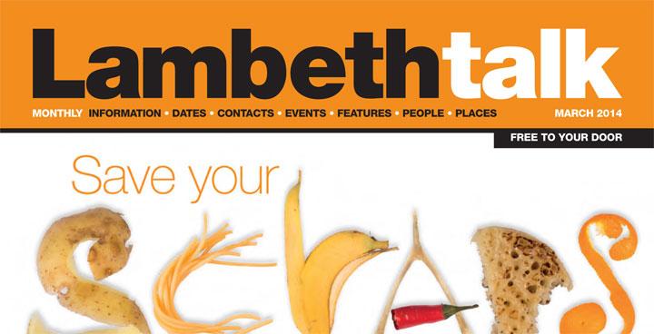 Lambeth talk March cover