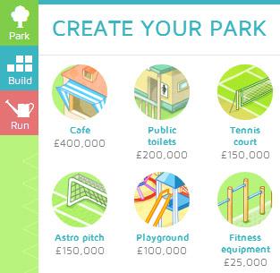 Create your park