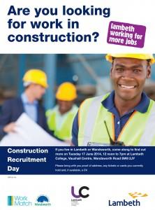 Construction Recruitment day