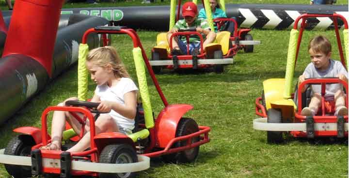 Vauxhall Park Summer Fair