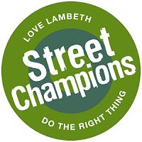 Lambeth Street Champions logo