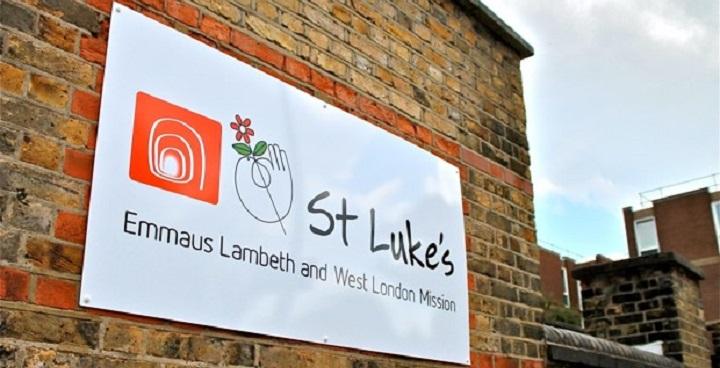 Community Party at St Luke's Hub in Kennington!
