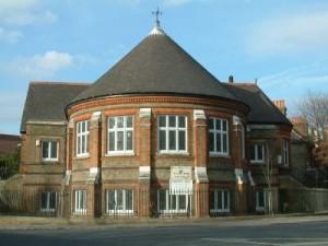 Longfield_Hall_building