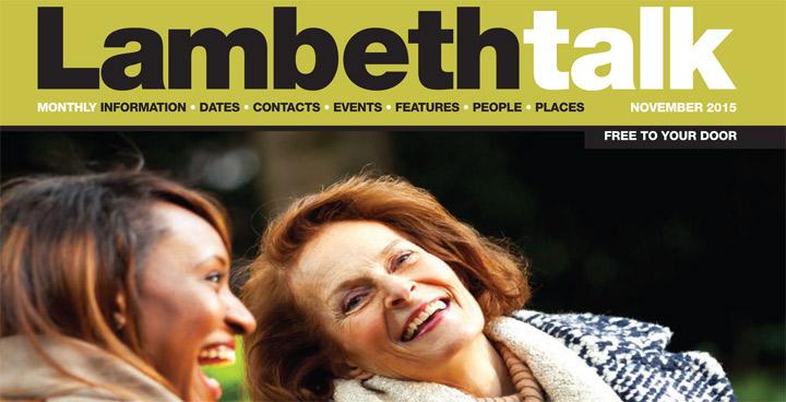 Lambeth-talk-november-cover