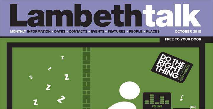 Read October's Lambeth talk
