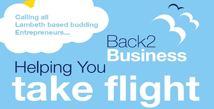 Back2business logo
