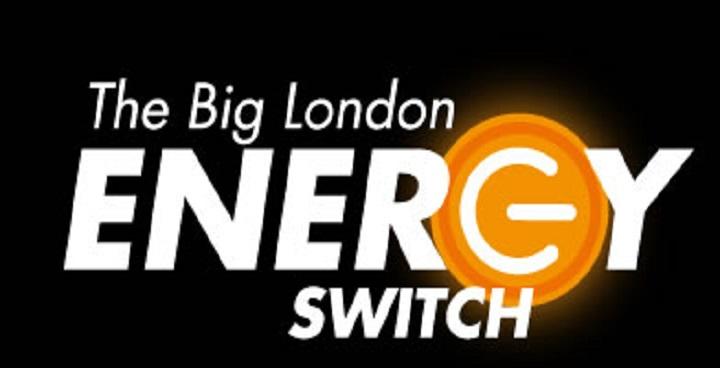 Big London Energy Switch logo
