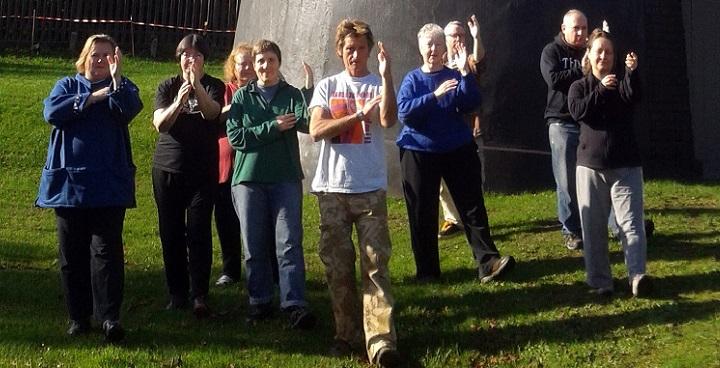 Free Tai Chi classes in Windmill Gardens