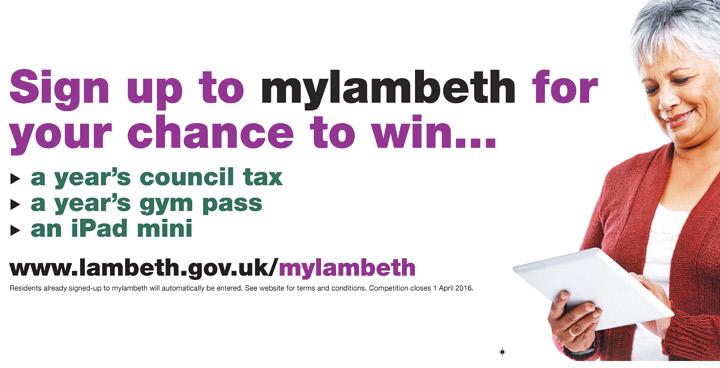 mylambeth-prize-2016