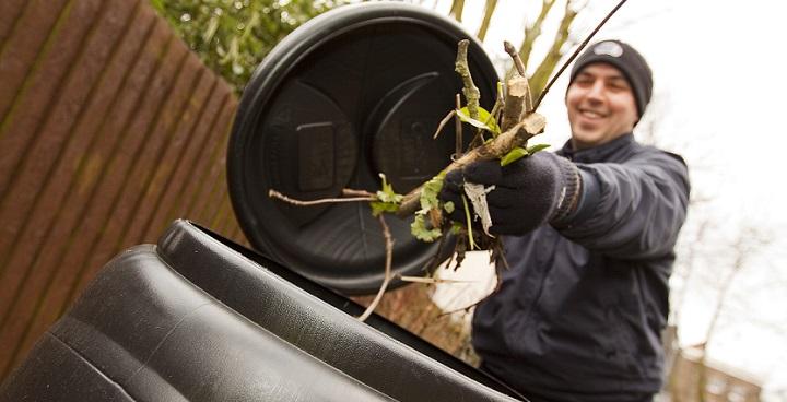 Get composting for healthier soil