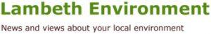 Logo from previous Lambeth Environment website