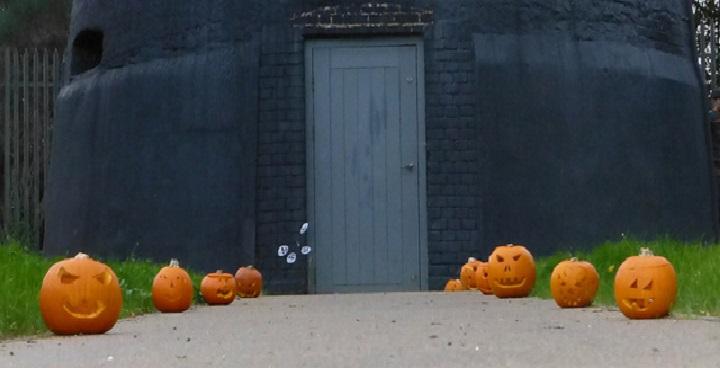 It's getting spooky at Brixton Windmill