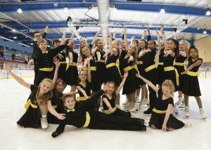 Streatham supremes skating team
