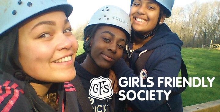 Girls Friendly Society poster