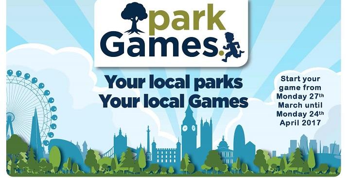 Park games poster