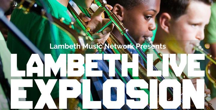 Lambeth Live Explosion 2017