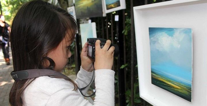 Urban Art Fair 8 & 9 July 10am to 6pm Josephine Avenue SW2