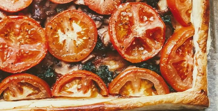 Tomato bake