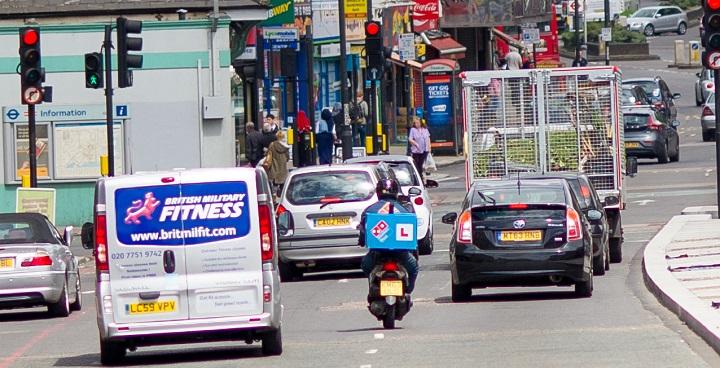 Free motorcycle skills for Lambeth