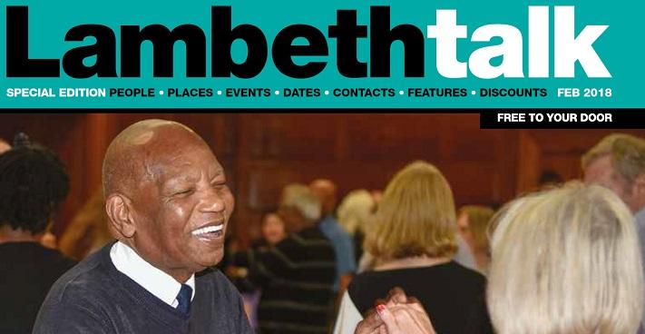 Read Lambeth talk 'Better Homes'