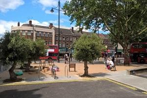 Canterbury Square, Brixton