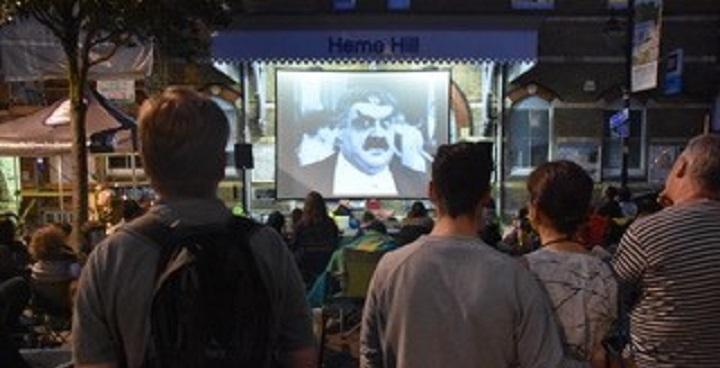 Herne Hill free film festival 2018