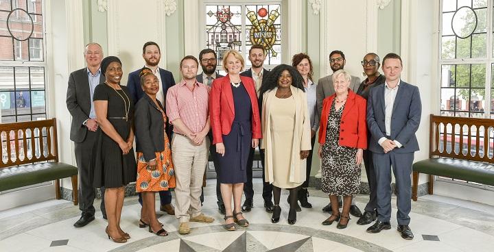 Lambeth Cabinet announced