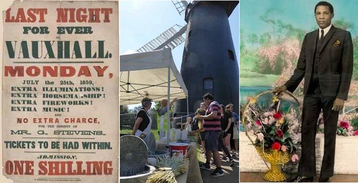 Lambeth Heritage Festival September 2018: Week Three highlights 16 – 22 Sept