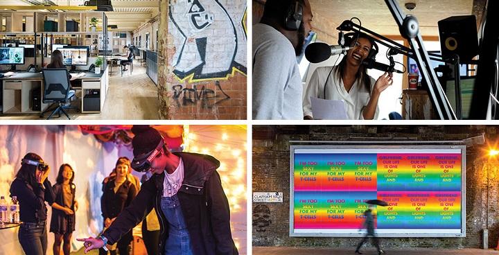 Lambeth to be 'London's leader' in Creative & Digital industry