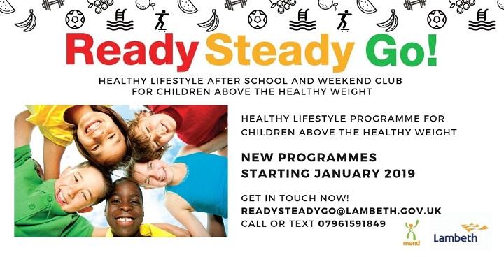 Ready Steady Go Flyer