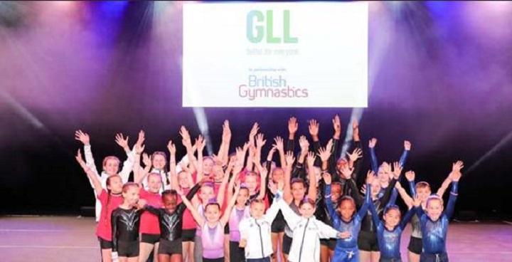Lambeth's fitness partner works with British Gymnastics to develop popular sport