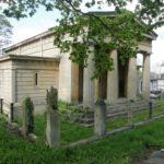 Greek chapel, West Norwood Cemetery