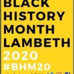 Black History Month 2020 logo