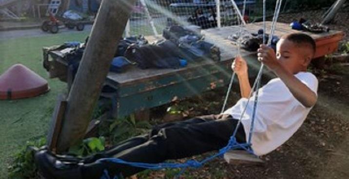 Award-winning Lambeth playgrounds keep adventure alive