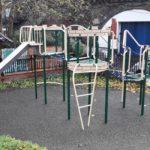 Wyck Gardens new play equipment