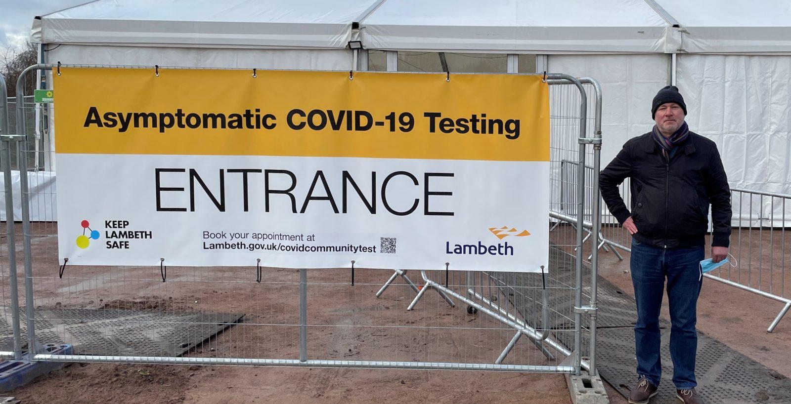Community Testing in Lambeth