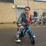 TRy before you bike child's bike