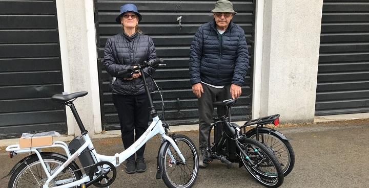 Try before you bike
