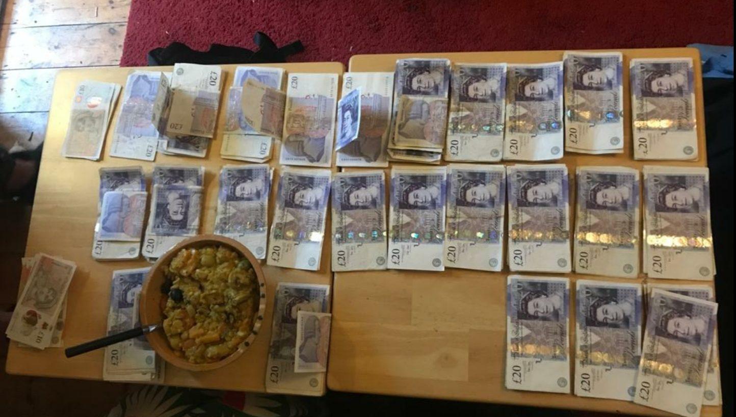 Rent money from unlic HMO