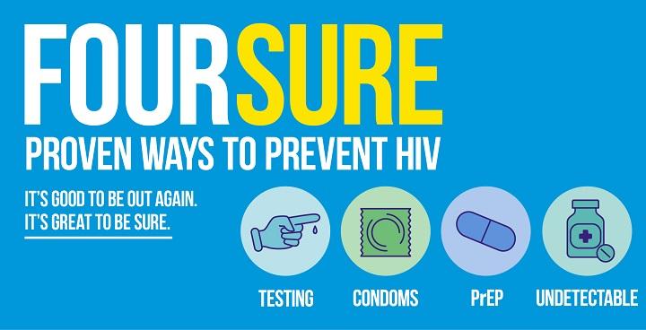 Do it London HIV poster