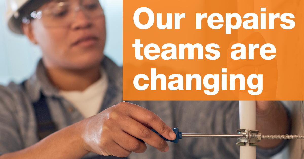 Lambeth's new housing repairs teams start work