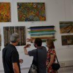 Art exhibition in lambeth Libraries