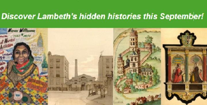 Celebrate Lambeth's heritage this September
