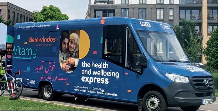 wellbeing express